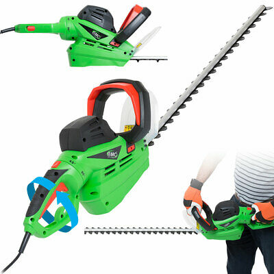 Wolf BMC Electric 710w Hedge Trimmer Long Reach Twin Bladed 610mm 20mm