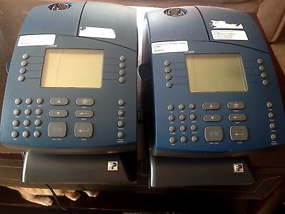 Francotyp-Postalia Ultimail 65 Digital Mailing System Control Panel Lot of TWO