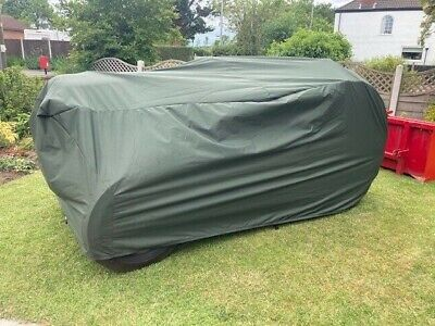 Massey Ferguson Tractor Cover. Storage for Historic/Classic Agricultural Tractor