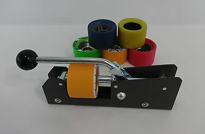 Bearings Press & Puller Quad Roller Skates Skate Boards Skateboards Roller Derby