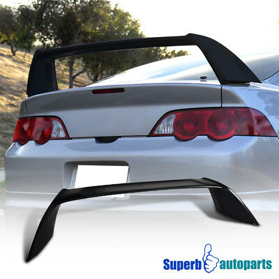 2002-2006 Acura RSX DC5 T-R Style Trunk Spoiler Wing Black