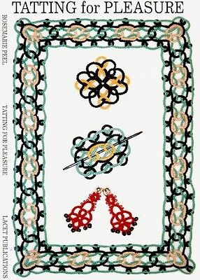 Tatting For Pleasure Pattern Book