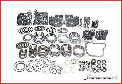 Gearbox Bearing Rebuild Overhaul kit Saab 9-3 9-5 Gearbox Master Kit