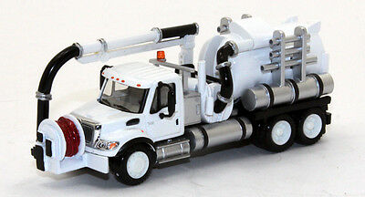 Zycon Models 1015  IH 7600 Vacuum Truck Municipal,Construction, RR MOW  HO 1/87