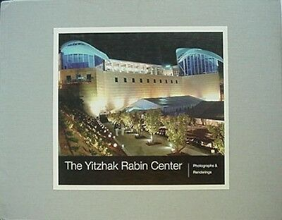 Yitzhak Rabin Center (Tel Aviv, Israel) 2005 Book (Photographs & Renderings