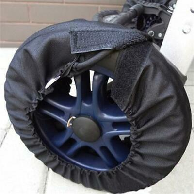 Baby Stroller Wheels Protection Cover Dustproof Prevent Dirty for Pram Pushchair