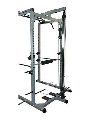 Valor Fitness Exercise Equipment BD-41L Lat Pull for BD-41 Heavy Duty Power Cage