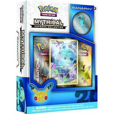 POKEMON MYTHICAL COLLECTION * Manaphy