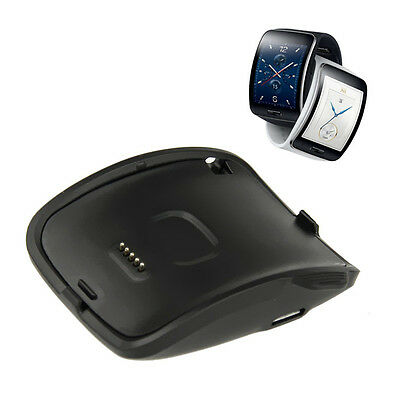 Charging Dock Station Charger Cradle for Samsung Galaxy GearS SmartWatch SM-R750