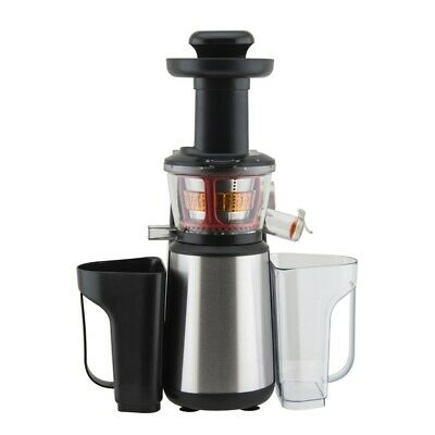 Power Entsafter Slow Juicer Edelstahl 400Watt H.koenig GSX12