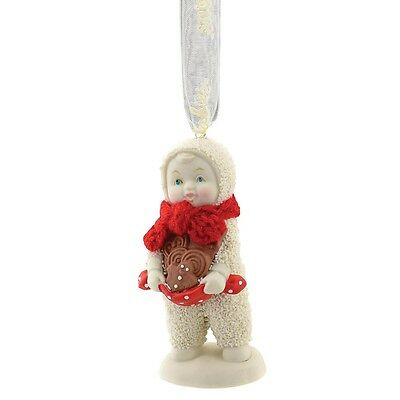 Snowbabies 4051939 Cookies to Share Hanging Ornament