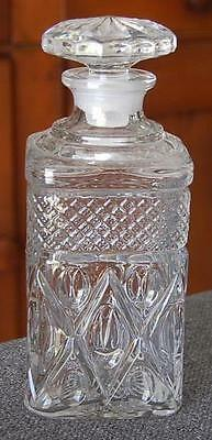 """Lovely Imperial """"cape Cod"""" Stoppered Decanter"""