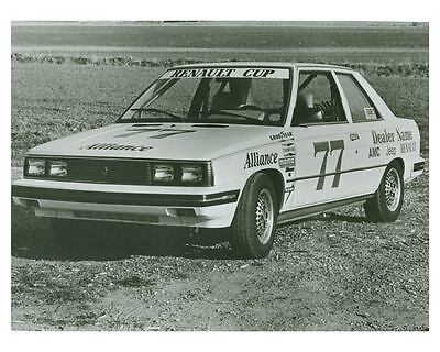 1982 Renault Alliance Automobile Photo Poster zch5550