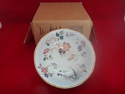 4 Wedgwood DEVON ROSE Coupe Cereal Bowls~NEW IN BOX~