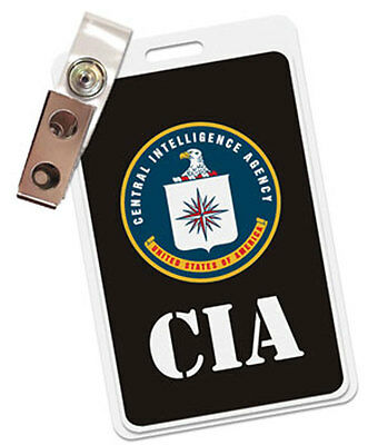CIA Hanging ID Pass