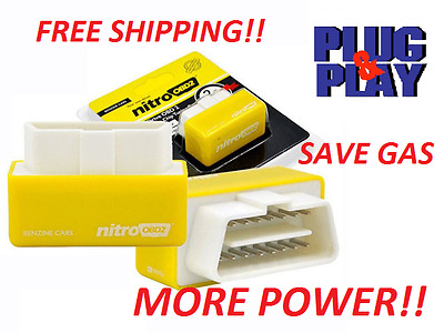 Performance Chip Programmer Power Tuner Fits Ford Ranger 1997-2016 PLUG PLAY