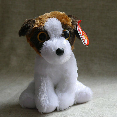 New Soft Toy Pubby Dog Yodel Ty Beanie Babies Baby Beanies Plush