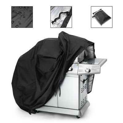 3XS-XL BBQ Barbeque Gas Grill Cover Heavy Duty Waterproof Rain Snow Protector