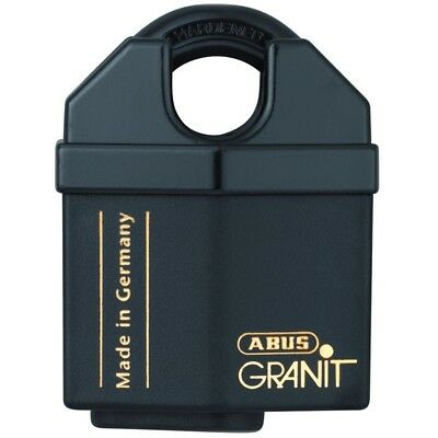 ABUS MOTORCYCLE SECURITY GRANIT 37/60 PADLOCK 18x16x11mm [08018 0] SPECIAL