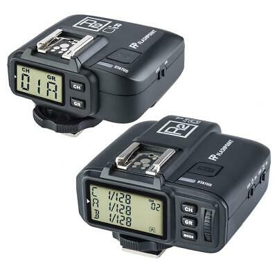 Flashpoint R2 TTL Transmitter and Receiver Kit for Nikon #FP-RR-R2-K-N