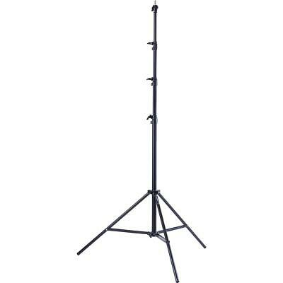 Flashpoint Pro Air-Cushioned Heavy-Duty Light Stand (Black, 13') #FP-S-13
