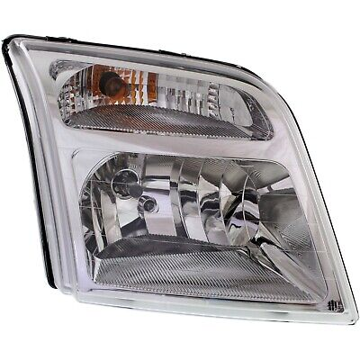 Headlight For 2010 2011 2012 2013 Ford Transit Connect Right With Bulb