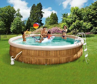 Wehncke Family Pool Venice 450 x 90 cm Friedola 12294