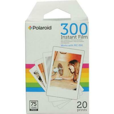 Polaroid PIF-300 Instant Film for PIC 300, 20-Pack #POLPIF300X2