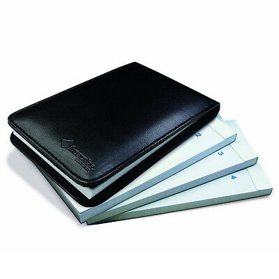 Livescribe Notebook Flip Notizblock 4er Set in schwarz liniertes Punktpapier
