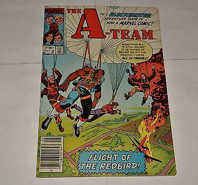 MARVEL COMICS The A-Team #3 (May 1984)