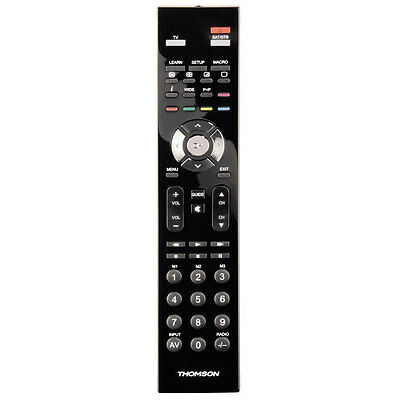 Thomson ROC2411 2in1 Universal TV Remote Control For Televisions New Uk