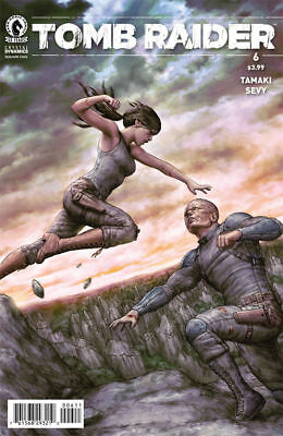 Tomb Raider 2016 #6 (Dark Horse 1St Print) Comic
