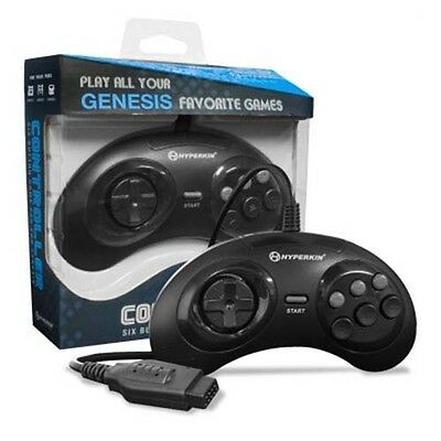 New High Quality Genesis 6 Button Controller GN6
