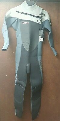 O'Neill Wetsuits Youth Superfreak F.U.Z.E. Zip 4/3mm Full Suit, 12