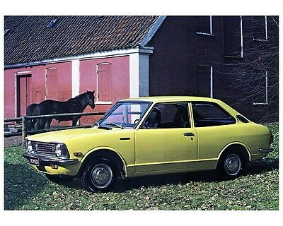 1975 Toyota Corolla 20 Factory Photo ca5626