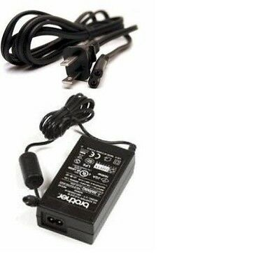 GENUINE Brother AD9000 / AD9100 AC Adapter For Brother PT-9700PC & PT-9800PCN