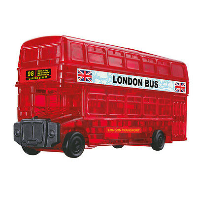 Crystal Puzzle - London Bus