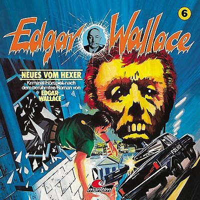 Edgar Wallace - Folge 6: Neues vom Hexer (CD)