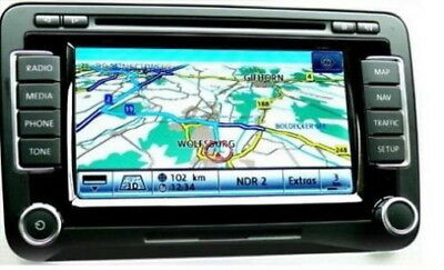 Reparatur SKODA Octavia COLUMBUS Navigation -  CAN Bus defekt