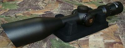 Nikko Stirling Nighteater 2.5-10x42 Half Mil Dot Rifle Scope + Sunshade + Cover