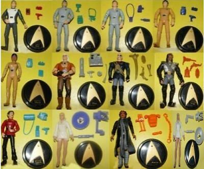 Star Trek Playmates Classic Movie - Action Figuren zum aussuchen