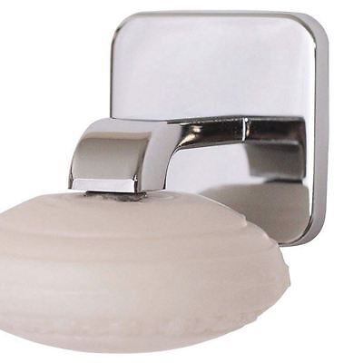 Bosign Stainless Steel Magnetic Soap Holder, Suction Cup Wall Mounted - 291190