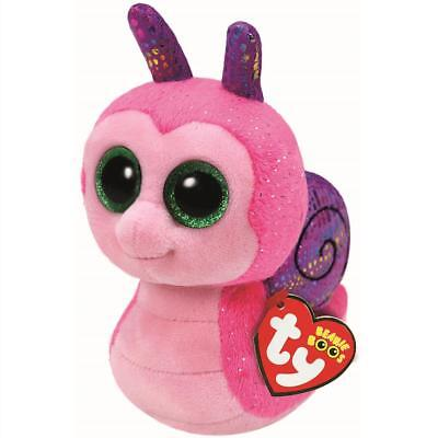 Ty Beanie Babies 37199 Boos Scooter the Snail Boo