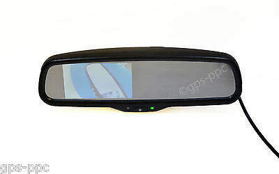 "4.3"" Car Rearview Mirror Digital TFT LED Colour Monitor For Honda Mitsubishi"