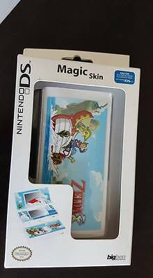 Magic Skin pour nintendo ds zelda big ben nintendo