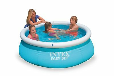 """Intex 6'x20"""" Above Ground Easy Set Inflatable Swimming Pool"""
