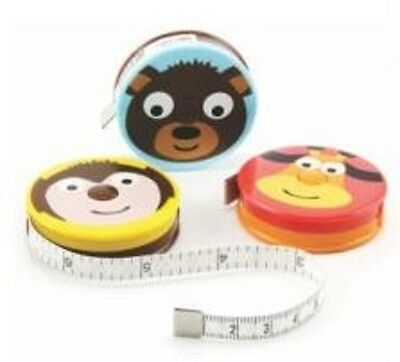 Tape Measure - Assorted Jungle Animals