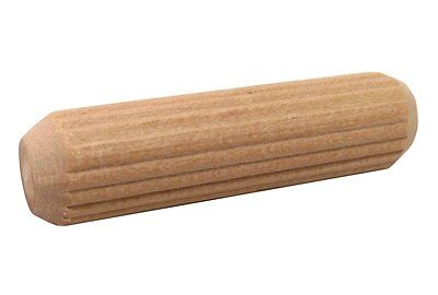 Milescraft 5300 Fluted Wood Dowel Pin, 1/4-Inch