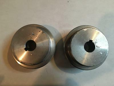 Reuland Couplings (2) RC2-0625-187 (NEW)