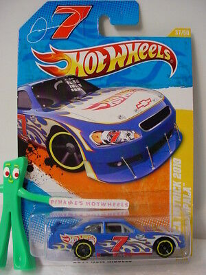 2011 #37 NM Hot Wheels DANICA PATRICK 2010 CHEVY IMPALA '10❊Blue; 7❊New Models
